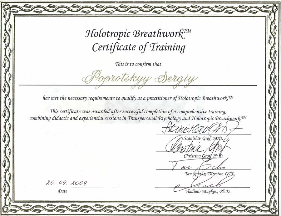 сертификат тренинга образец - фото 7